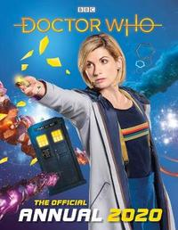 Doctor Who: Official Annual 2020 image