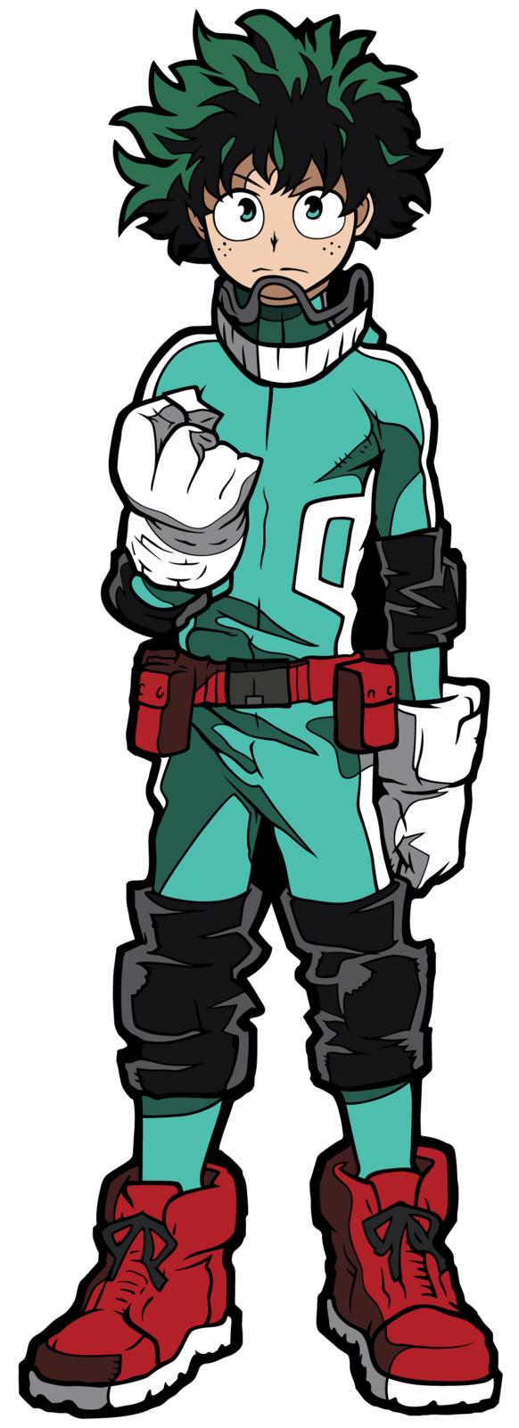 My Hero Academia: Izuku Midoriya (#135) - Collectors FiGPiN image