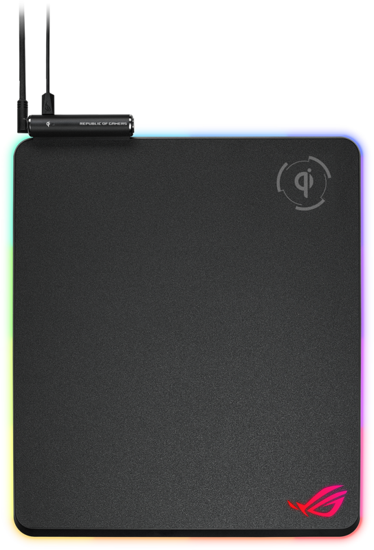 ASUS ROG Strix Balteus Charging RGB Gaming Mouse Pad for