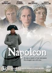 Napoleon (2 Disc) on DVD