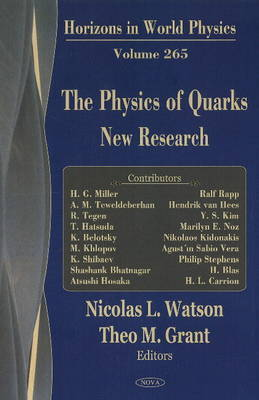 Physics of Quarks by Nicolas L. Watson