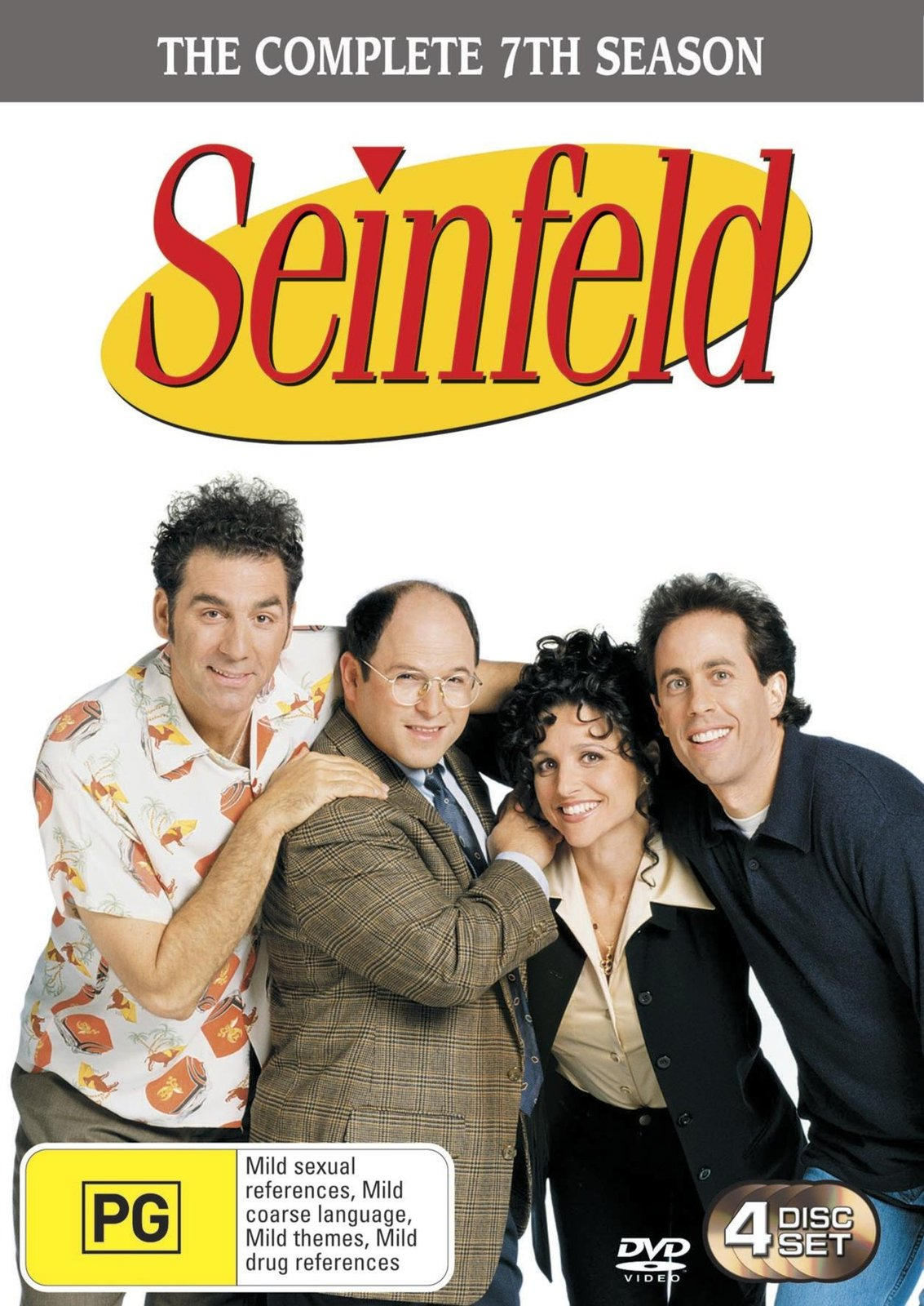 Seinfeld - The Complete 7th Season on DVD image