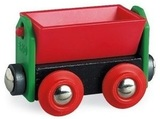 Brio Railway - Red Tipping Wagon