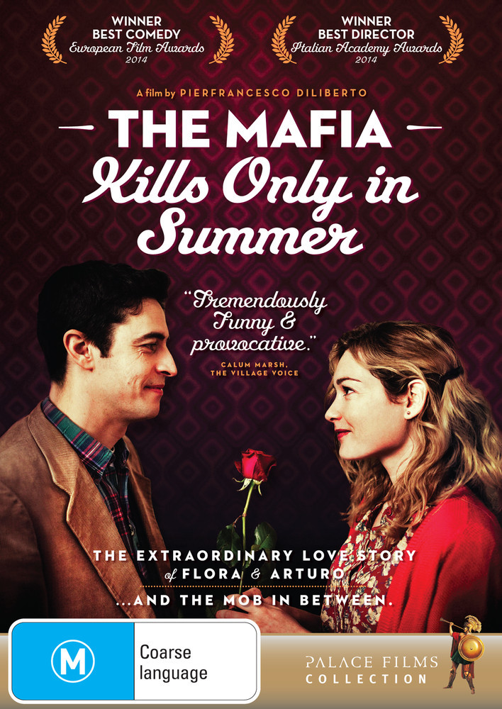 The Mafia Kills Only In Summer on DVD image
