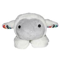 Zazu: LIZ the Lamb Plush Comforter with Heartbeat image