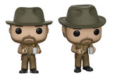 Stranger Things - Hopper with Donut Pop! Vinyl Figure (with a chance for a Chase version!)