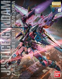 1/100 MG Justice Gundam - Model Kit