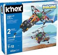K'Nex: Turbo Jet 2-in-1