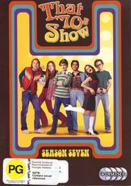 That '70s Show - Season 7 (4 Disc Set) on DVD image