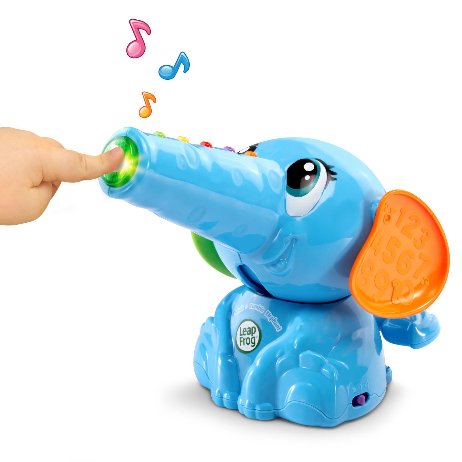 Leapfrog - Stack & Tumble Elephant image