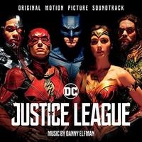 Justice League (Original Soundtrack) by Danny Elfman