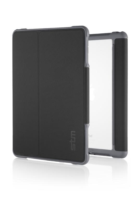 STM Dux for iPad mini 4 - Black