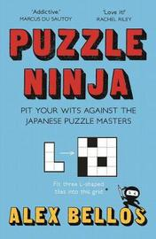Puzzle Ninja by Alex Bellos