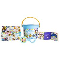 Disney Baby Rattle Bucket of Books by P I Kids