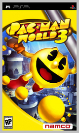 Pac-Man World 3 for PSP