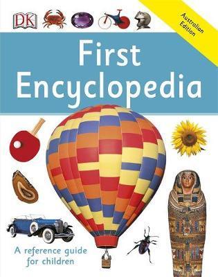 First Encyclopedia by DK Australia