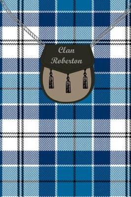 Clan Roberton Tartan Journal/Notebook by Clan Roberton