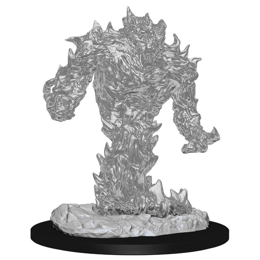 D&D Nolzur's Marvelous: Unpainted Miniatures - Fire Elemental image