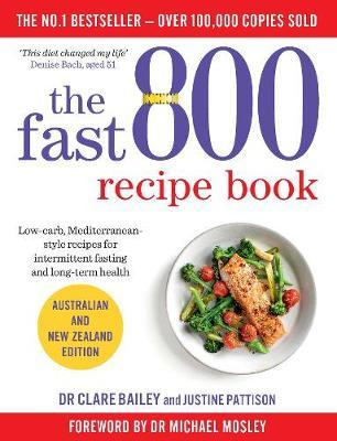 The Fast 800 Recipe Book by Justine Pattison image