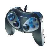FIRESTORM DUAL ANALOG GAMEPAD 2 for PC