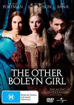 The Other Boleyn Girl on DVD