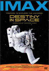 Imax: Destiny In Space on DVD
