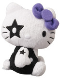 Kiss x Hello Kitty Mascot (The Starchild) by Medicom