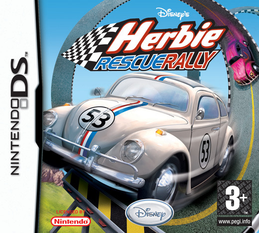 Herbie Rescue Rally for Nintendo DS