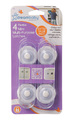 Dream Baby Flexible Mini Multi-Purpose Latches - 4 Pack