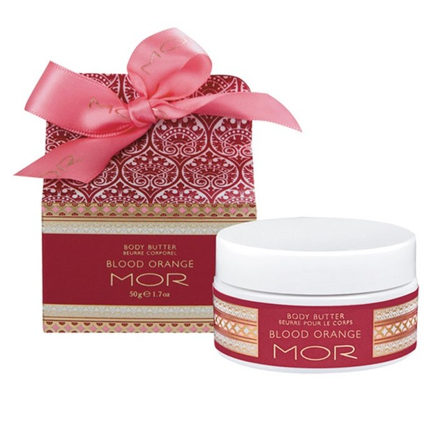 MOR Blood Orange Body Butter (50g)