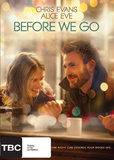 Before We Go DVD