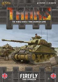 TANKS: British - Sherman / Firefly Tank Expansion