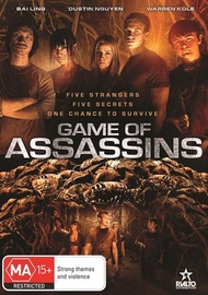 Game Of Assassins on DVD