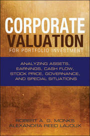 Corporate Valuation for Portfolio Investment by Alexandra Reed Lajoux