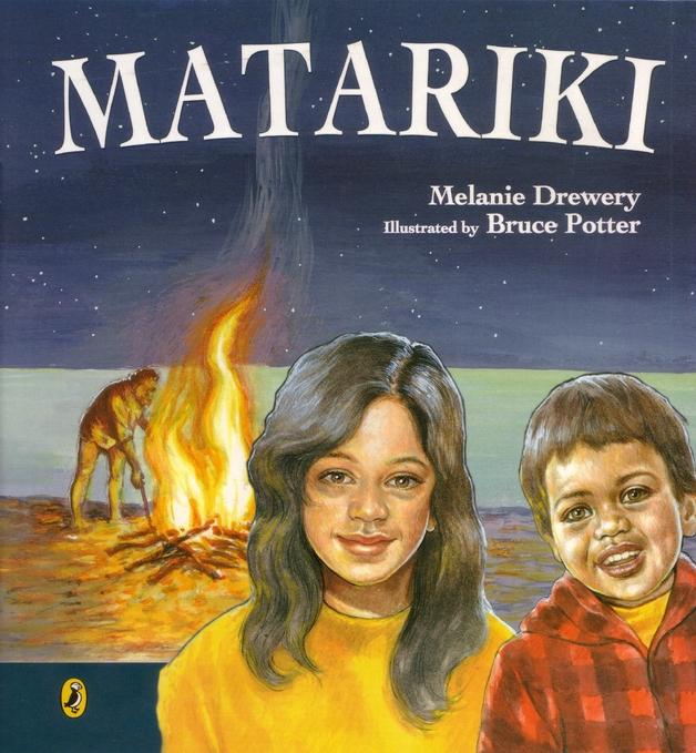 Matariki by Melanie Drewery