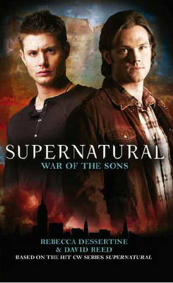 Supernatural: War of the Sons by Rebecca Dessertine image