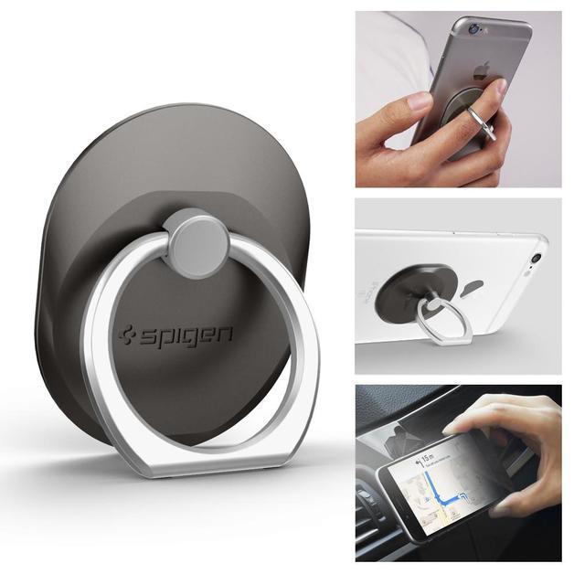 Spigen: Smartphone Style Ring - (Black)