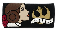Loungefly: Star Wars Rebels Leia - Tri Fold Wallet
