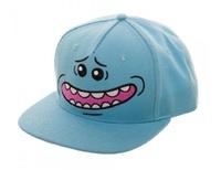 Rick and Morty: Mr. Meeseeks - Big Face Cap