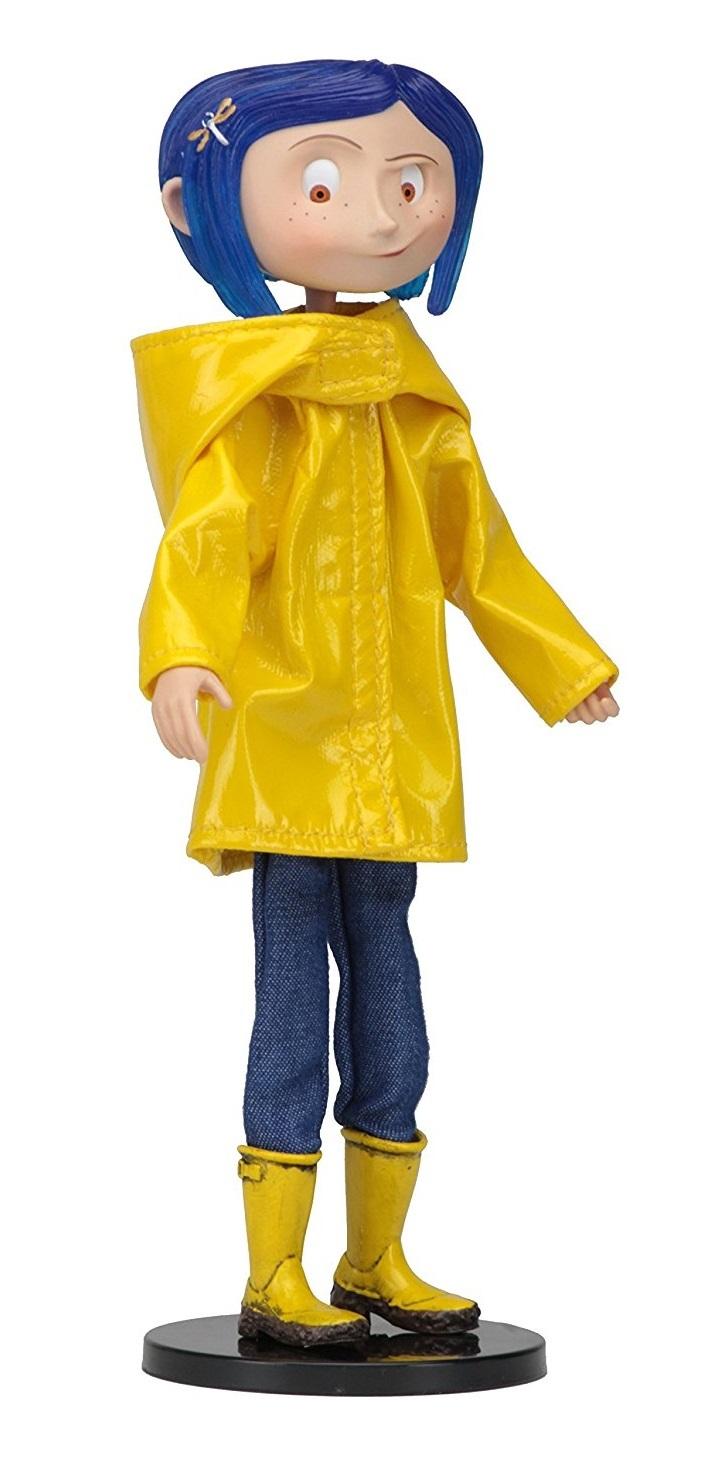 Coraline Rain Coat Ver 7 Quot Bendy Fashion Doll At