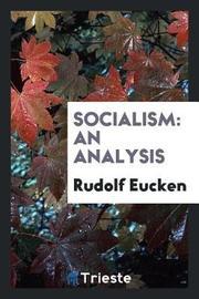Socialism by Rudolf Eucken