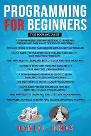 Programming for Beginners by Daniel Jones