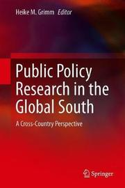 Public Policy Research in the Global South