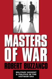 Masters of War by Robert Buzzanco