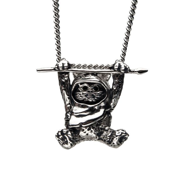Star Wars™ | RockLove Ewok Slider Necklace