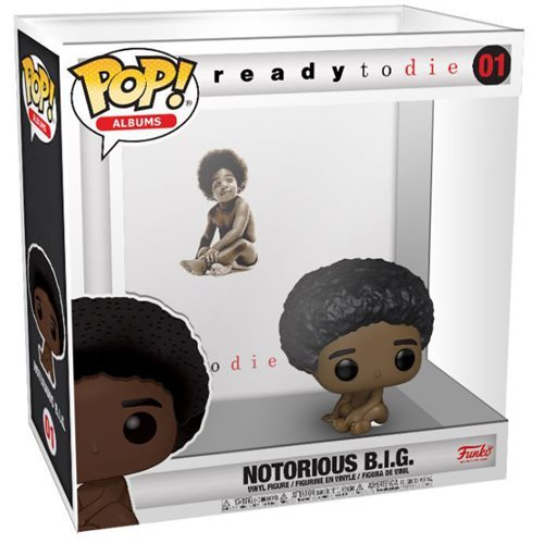 Notorious B.I.G - Ready To Die Pop! Album