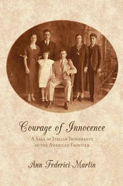 Courage of Innocence by Ann Federici-Martin image