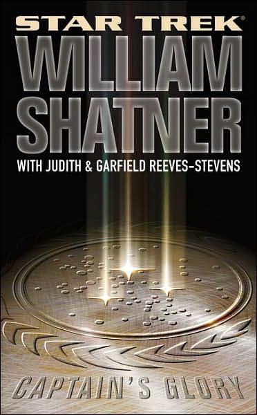 Star Trek: Captain's Glory by William Shatner image