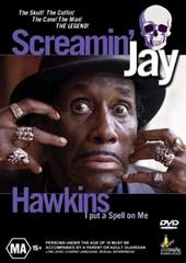 Screamin' Jay Hawkins - I Put A Spell On Me on DVD