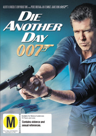 Die Another Day (2012 Version) on DVD
